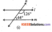 KSEEB Solutions for Class 7 Maths Chapter 5 Lines and Angles Ex 5.2 32