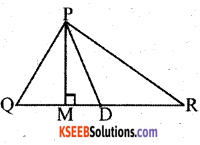 KSEEB Solutions for Class 7 Maths Chapter 6 The Triangles and Its Properties Ex 6.1 1