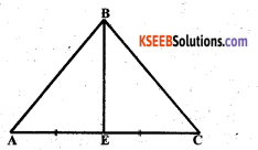 KSEEB Solutions for Class 7 Maths Chapter 6 The Triangles and Its Properties Ex 6.1 2