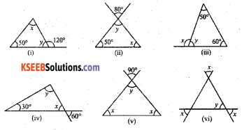 KSEEB Solutions for Class 7 Maths Chapter 6 The Triangles and Its Properties Ex 6.3 3