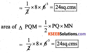 KSEEB Solutions for Class 7 Maths Chapter 7 Congruence of Triangles Ex 7.2 14