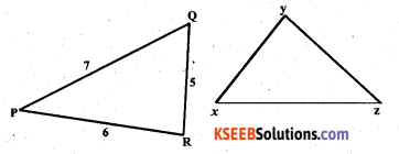 KSEEB Solutions for Class 7 Maths Chapter 7 Congruence of Triangles Ex 7.2 52