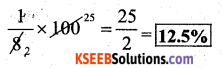 KSEEB Solutions for Class 7 Maths Chapter 8 Comparing Quantities Ex 8.2 1