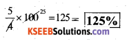 KSEEB Solutions for Class 7 Maths Chapter 8 Comparing Quantities Ex 8.2 2