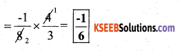 KSEEB Solutions for Class 7 Maths Chapter 9 Rational Numbers Ex 9.2 50