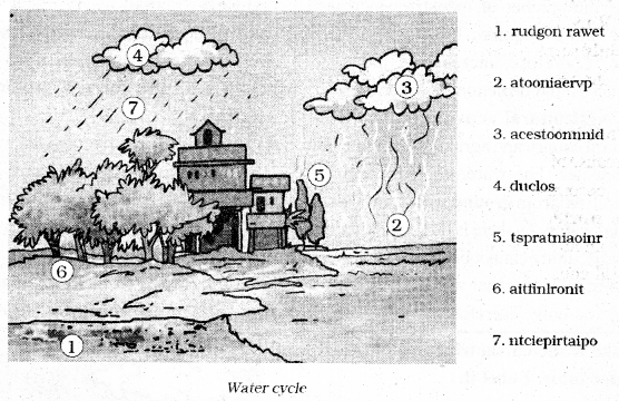 KSEEB Solutions for Class 7 Science Chapter 16 Water A Precious Resource 50