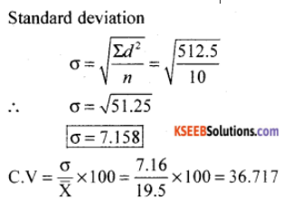 1st PUC Economics Previous Year Question Paper March 2019 (South) img 16