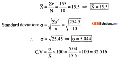 1st PUC Economics Previous Year Question Paper March 2019 (South) img 9