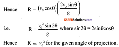 1st PUC Physics Model Question Paper 1 with Answers image - 5