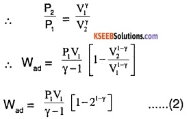 1st PUC Physics Question Bank Chapter 12 Thermodynamics img 12