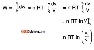 1st PUC Physics Question Bank Chapter 12 Thermodynamics img 5