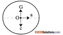 1st PUC Physics Question Bank Chapter 8 Gravitation img 4