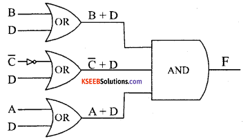 2nd PUC Computer Science Model Question Paper 3 with Answers 5