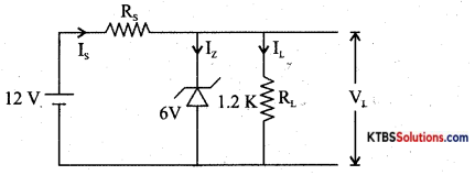 1st PUC Electronics Previous Year Question Paper March 2019 (North) 7