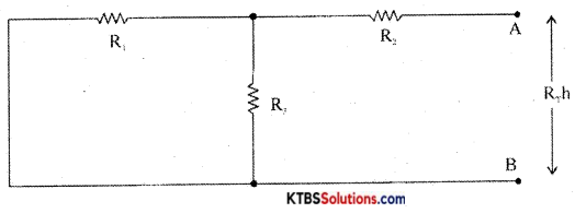 1st PUC Electronics Previous Year Question Paper March 2015 (North) 11