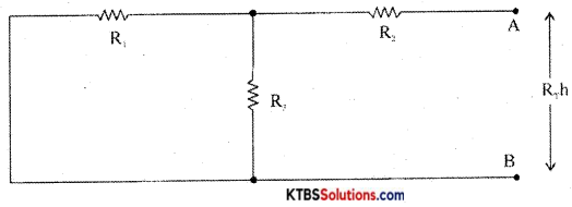 1st PUC Electronics Previous Year Question Paper March 2016 (North) 13